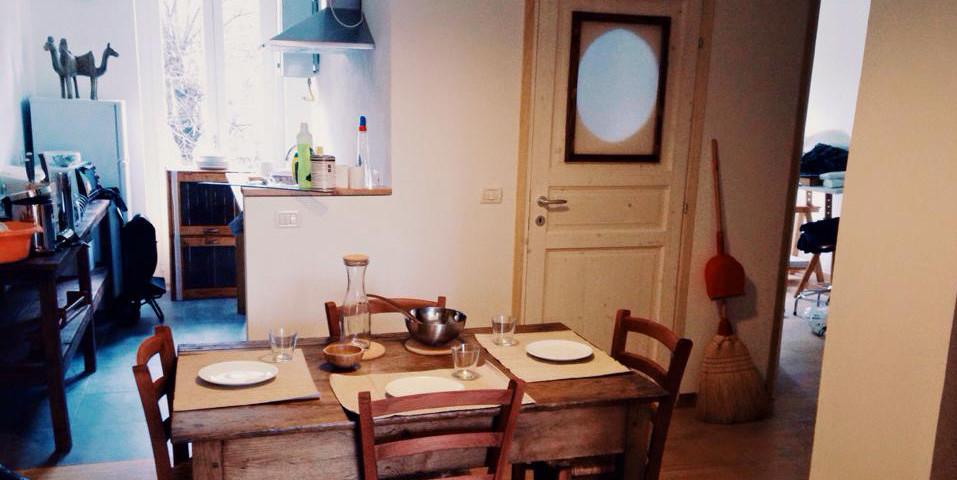 appartamento a milano - pranzo
