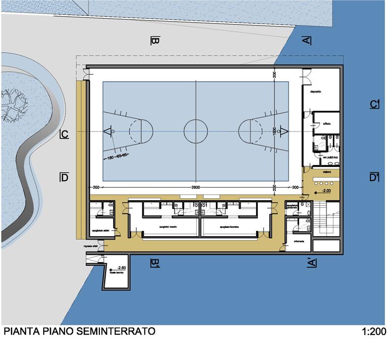 Architetto Rina Agostino - Sesto Calende, Varese. Impianto ...
