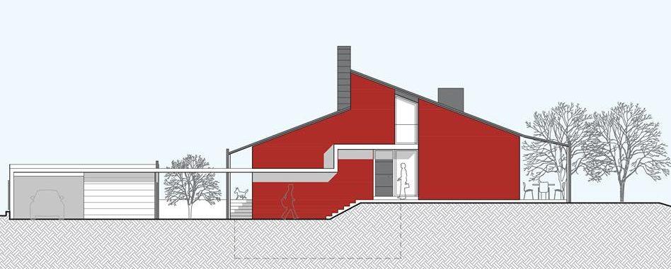 nuova costruzione casa unifamiliare